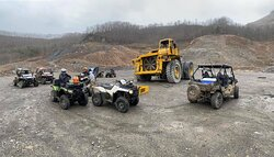 Offroad Guided Tours Through West Virginia & Kentucky!