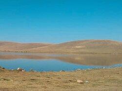 Ushkonyr plateau