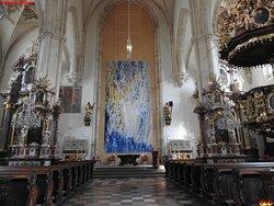 Altare e Pulpito
