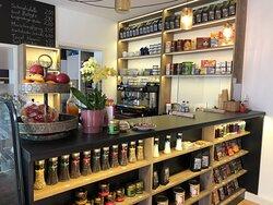 leckere Kleinigkeiten zum mitnehmen oder genießen bei uns im Café
