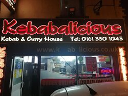 Front of the Takeaway