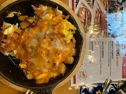 Chili's Grill & Bar - Banff AB - Breakfast