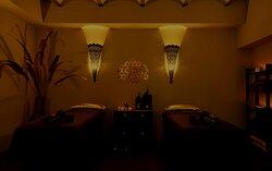 Tenemos unas salas de masajes tan bonitas que os harán sentir súper cómodos y especiales.