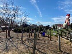 Linvilla Orchards Tree lot