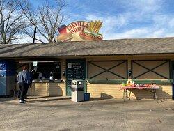 Linvilla Orchards Linvilla Grill open during Santa event