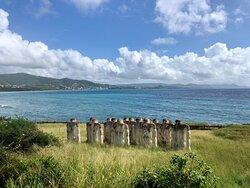 Memorial de l'Anse Caffard
