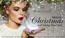 Merry Christmas and Happy New Year from Beautyworld Team