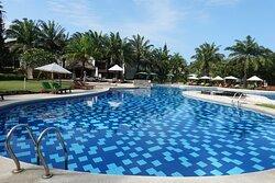 Bazén Palm Garden Spa