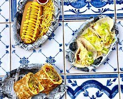Tacos, fajitas y Perritosss !!!