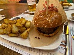Mmmm unas hamburguesas riquísimas