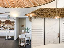 Beautiful interiors, a true reflection of Byron Bay style