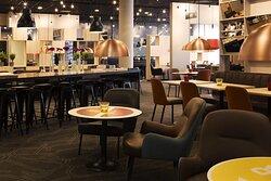 Scandic Glostrup restaurant lounge bar