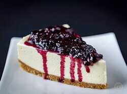 Life always seems better with a slice of Blueberry Cheesecake on the side!  Call us on 0777382510 for orders and inquiries or pick up a slice from our cafe on 5th Lane