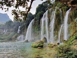 Ban Gioc, Ba Be Lake, Cao Bang, Heavens Gate