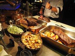 Buffet Dinner  at Cucina Restaurant