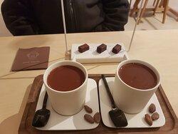 Tienda gourmet de chocolate