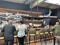 Parlor OKC Inside Bar