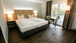Comfort Zimmer mit Balkon!