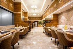 Boulevard Restaurant - Interior