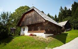 Skomarje House near Zreče