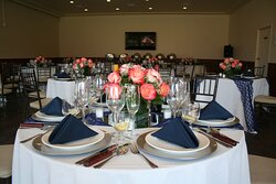 Celebrate your next special event at Marine Memorial Golf Course. Public welcome!