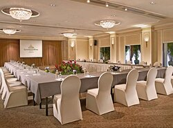 Tudor Ballroom UShape Set Up