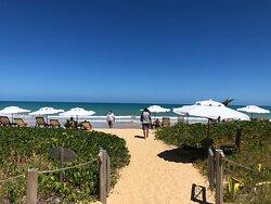 Uso da estrutura do Bar da Praia excelente!!!