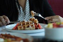 Nuestros desayunos son deliciosos. Tenemos opciones de Gift Card para que vengas a disfrutarlos