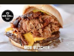 MOB Butcher Burger