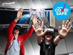 Entermission Sydney - Virtual Reality Escape Rooms