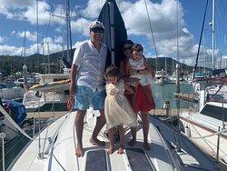Private sailing tour