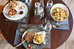 Une belle table pour un bon repas