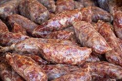 Salsiccette di maiale