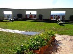 Villa Noailles - Le jardin
