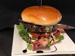 Balsamic Blue Burger
