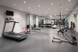 Scandic Honefoss Gym