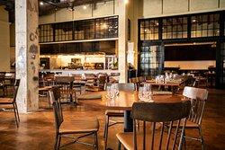 Welcome to Baffi!  An Italian restaurant located in Atlanta's West Midtown neighborhood at the Stockyards.