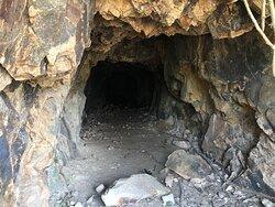 Kamikaze Cave on Lamma Island