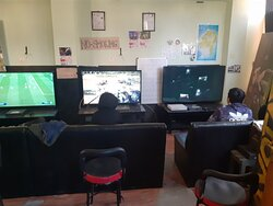 Mirage gaming house playstation xbox game zone video game kathmandu nepal  #kathmandu #nepal #playstation #ps4 #game #xbox #games #play #fif