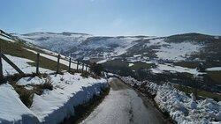 Moel Famau,Flintshire,Wales.