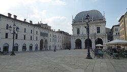 Loggetta del Monte di Pieta di Brescia