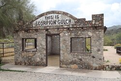 This is the Scorpion Gulch