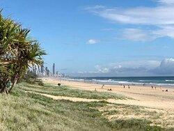 Picturesque Nobby Beach