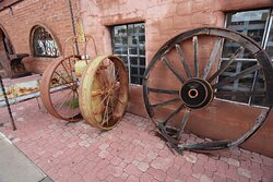 Thinking of wheels