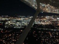 Love night flying