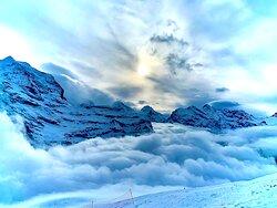 Winterwonderland at its best!