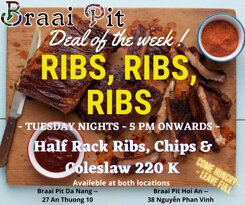 Best Rib deal to be had in all of Vietnam