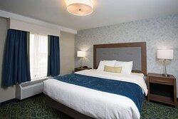 2 Bedroom King Suite - King Room
