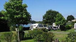 Emplacements Camping-car / Caravanes / Tentes / Vans Camping 2* Saint-Briac-Sur-Mer