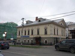 Жилой дом. Фасад со стороны улицы Газеты Звезда
